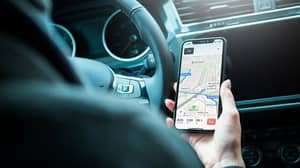 UK Drivers Could Be Hit With Fines And Points On License When Using Phone As Sat Nav
