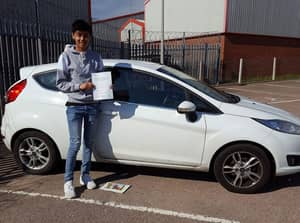 Lad Kills Deer During Driving Test, Still Passes With Only Two Minors