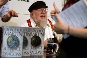 George R.R. Martin Shares A New Chapter From 'Winds Of Winter'