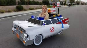 This Kid's Halloween Costume Might Well Be The Coolest Of All Time