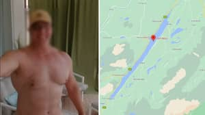 Google Street View For Loch Ness Brings Up Man's X-Rated Photo