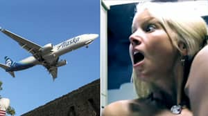 Alaska Airlines Flight Forced To Turn Around Due To Naked Passenger In The Toilets