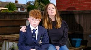 Mum Furious After School Deems Her Son's Lockdown Haircut 'Too Short'