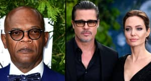 Samuel L Jackson Has Gone In On The Brangelina Shit Storm