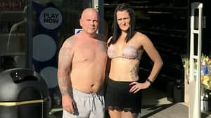 Man Brands Tesco 'Sexist' After He's Not Allowed In Shirtless