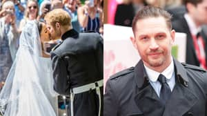 Tom Hardy Congratulates Harry And Meghan In Instagram Post