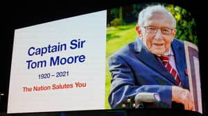 The Nation Comes Out To Clap For Captain Sir Tom Moore