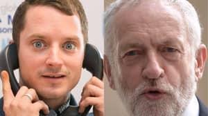 People Reckon Jeremy Corbyn's Son Looks Just Like Elijah Wood