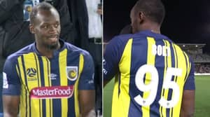 Usain Bolt Offered Professional Contract By A-League Side Central Coast Mariners
