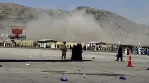 Suicide Bombers Attack Close To Kabul Airport And Kill At Least 70 People