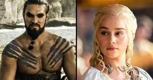 Khal Drogo Reacts Brilliantly To Daenerys' Latest Nude Scene