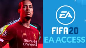 FIFA 20: EA Access Trial Starts Today For PS4, Xbox And PC Origin