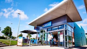 Greggs Has Reopened A Small Number Of Shops
