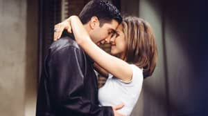 Jennifer Aniston And David Schwimmer Confirm They Had 'Crushes' On Each Other While Filming Friends