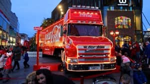 Christmas Officially Starts As Coca-Cola Truck Begins Tour Next Week