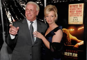 Ric Flair Says He Had Sex With Halle Berry In The '90s