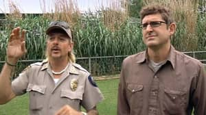 Louis Theroux Announces He's Doing A New Tiger King Documentary