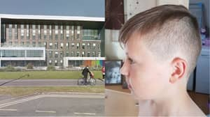Boy Kicked Out Of School Over Hairstyle