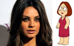 Mila Kunis Wasn't Always The Voice Of Meg Griffin - Here's How It Happened