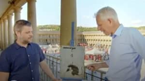Antiques Roadshow Guest Learns The Banksy Piece He 'Pulled Off Wall' Is Worth Nothing