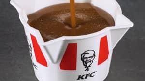 KFC Giving Away Free Gravy Until January