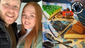 Furloughed Man Sets Up Cheesecake Business After Making Cake For Girlfriend's Lockdown Birthday