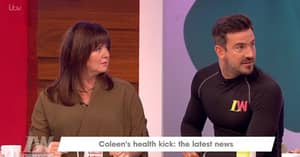 Loose Women Goes Off Air As Fathers 4 Justice Crash The Set
