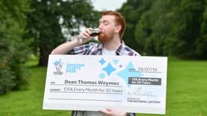 Man Becomes First Public Winner Of National Lottery Set For Life