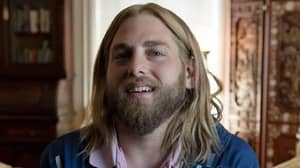 People Reckon Jonah Hill With Long, Blond Hair Looks Like Jesus