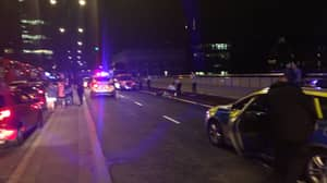 Reports Of Several Wounded After Vehicle Ploughs Into Pedestrians On London Bridge