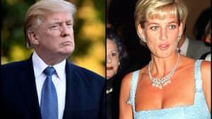 Donald Trump Calls Princess Diana 'Crazy' As Controversial Interview Emerges