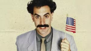 The Borat 2 Trailer Has Dropped