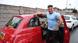 Personal Trainer Says He Has To Use Parent-And-Child Parking Bays Because He's 'Too Big'
