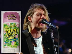 'Smells Like Teen Spirit' Was Actually About Deodorant, Not Youths' Morale