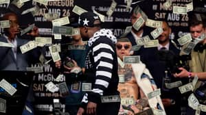 Floyd Mayweather Expected To Join The Billionaire Sportsmen's Club
