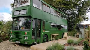 Beep, Beep! This Double-Decker Bus Has Been Transformed Into A Dreamy Galway Airbnb