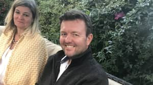Dad Claims He Gets Heckled Because Of Ricky Gervais Resemblance