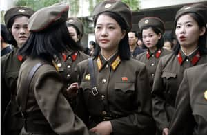 Inside The Training Regimes For Female Spies In North Korea
