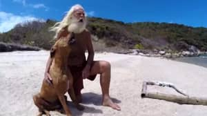 This Man Has Lived On A Desert Island For 20 Years