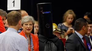 Comedy Candidate Lord Buckethead Is Riding A Wave Of Popularity