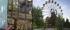 Urban Explorer Finds An Abandoned Church In Chernobyl Exclusion Zone