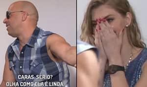 Vin Diesel Weirdly Chirpses An Interview During Awkward Interview