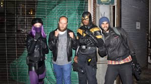 Meet The Real Life Superheroes Trying To End Crime In Seattle