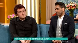 Man Who Claims Painkillers 'Made Him Gay' Told By Doctor It's Not Possible