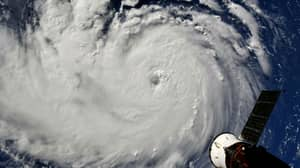 Hurricane Florence Set To Hit US East Coast