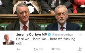 Labour MPs Are Trying To Give Jeremy Corbyn The Sack