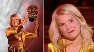 Martin Solveig Apologises For Asking First Female Ballon d'Or Winner Ada Hegerberg To Twerk