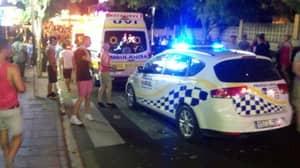 Magaluf Mafia Target British Tourists By Posing As Street Vendors