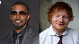 Jamie Foxx Let Ed Sheeran Sleep On His Couch For Six Weeks Before He Made It