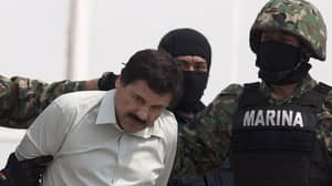 'El Chapo' Wants To Sue Netflix For Making A Series About Him